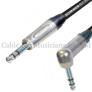 Neutrik NP2X NP2RX Stereo Straight/Angled Guitar Cable