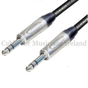 Neutrik NP2X Straight Stereo Guitar Cable