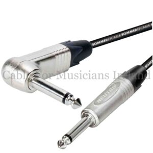 Neutrik NP2X NP2RX Angled Guitar Cable