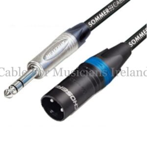 choseal Male XLR to Stereo Jack