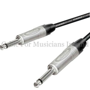 Neutrik NP2X Straight Guitar Cable