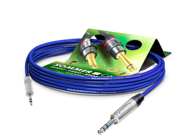 Cable For Musicians Mini Jack Cable