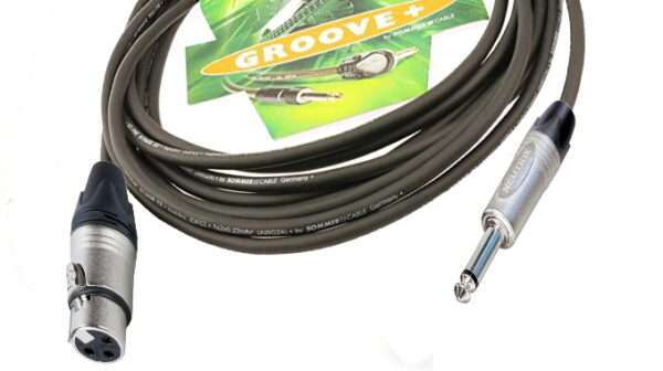 Cable For Musicians unbalanced XLR