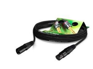 Budget Microphone Cable XLR Male to Female