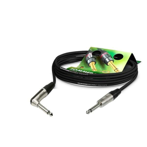 Budget Guitar Cable Rean Angled Straight