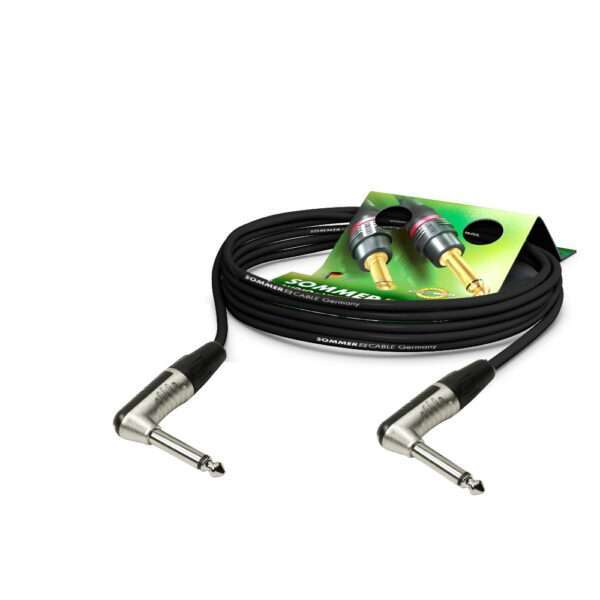 Budget Guitar Cable Rean Angled