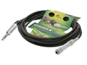 """Neutrik 1/4"""" Headphone Extension Cable"""