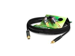 phono extension cable male to femalw