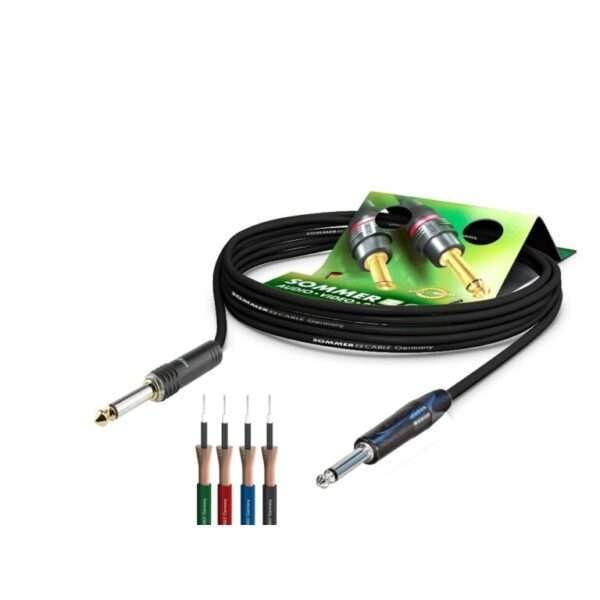 anti static guitar cable