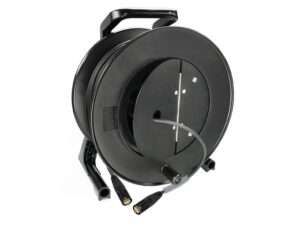 Network Drum 310 Hinged ethercon