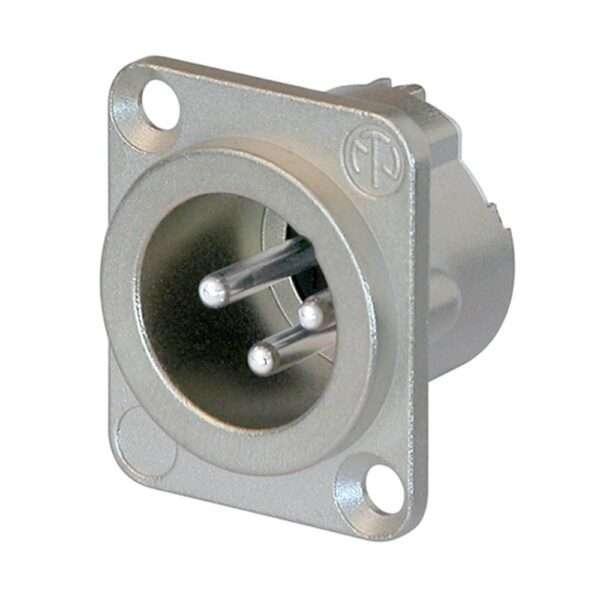 NC3MD-LX XLR Socket